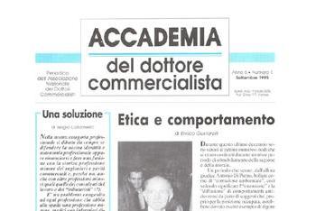 Dottore Commercialista Anno 13 n°1